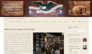 Sutler of Fort Scott